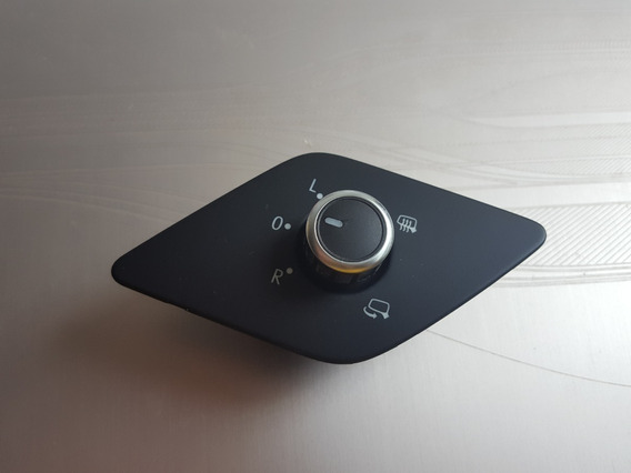 Interruptor Botão Retrovisor Jetta Tiguan Passat Novo Promoc