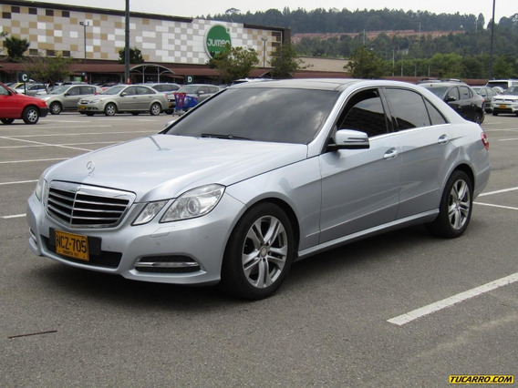 Mercedes Benz Clase E 250 Cgi Tp 1800cc Ct Aa