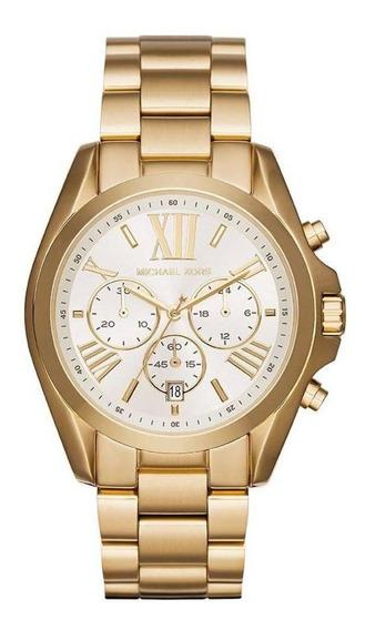 Relógio Michael Kors Feminino Ref: Mk6266/4bn