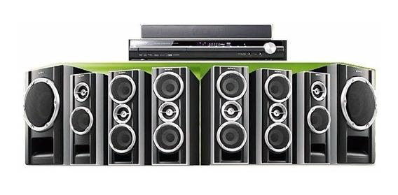 Home Theatre Sony Dav-dz7t 7.2 Canais - 1.000w Rms - Usado