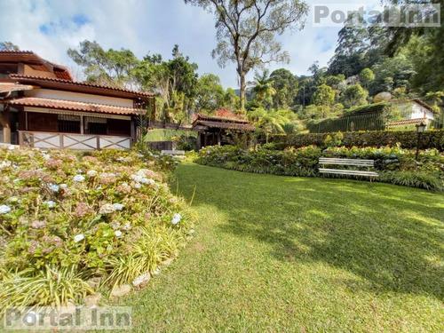 Imagem 1 de 7 de Casa Para Venda Em Teresópolis, Parque Do Inga, 3 Dormitórios, 2 Suítes, 3 Banheiros, 5 Vagas - 4016_2-1186751