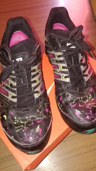 Zapatillas Con Resorte adidas 40