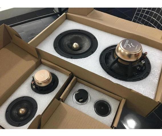 Kit 3 Vias Hybrid Áudio Legatia
