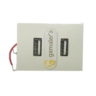 Modulo Usb Sica Silight Brava 3,1a Compatible Cambre Sxxi