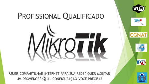 Scripts P/ Configuração Mikrotik