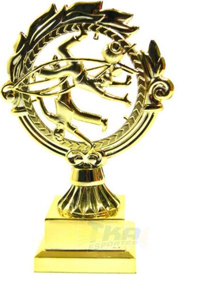 Trofeu 600023 Truff Capoeira 20cm Gravacao Gratis