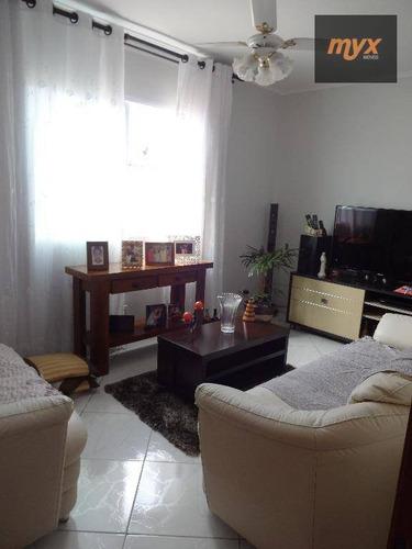 Apartamento Residencial À Venda, Vila Nossa Senhora De Fátima, São Vicente. - Ap4360