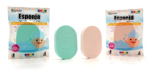 Imagen 1 de 8 de Esponja Ultra Soft Para El Baño Del Bebé - Baby Innovation
