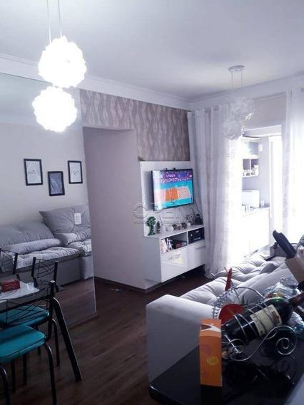 Apartamento Com 3 Dormitórios À Venda, 59 M² Por R$ 375.000,00 - Vila Pires - Santo André/sp - Ap10486