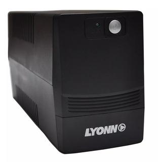 Ups Estabilizador Lyonn Desire Ctb-500 500va