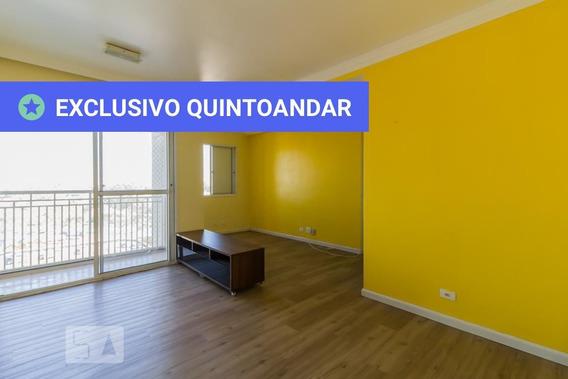 Apartamento No 7º Andar Mobiliado Com 2 Dormitórios E 1 Garagem - Id: 892943652 - 243652
