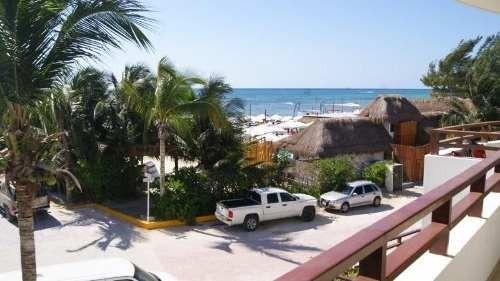 Hermoso Departamento En Frente Del Mar, Playa Del Carmen P2716