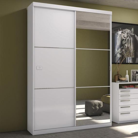 Closet Kappesberg Smart Guarda Roupas A529 2pt Correr Mdf
