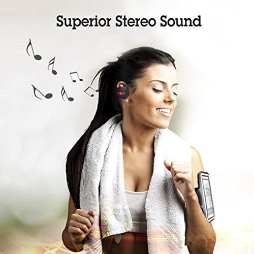 Imagen 1 de 5 de Auriculares Bluetooth Avantree Para Correr, Auriculares Dep.