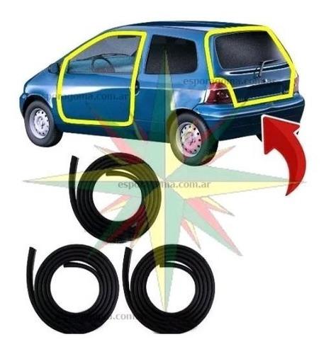 Burlete Puerta Y Baul Renault Twingo ( Precio X 3 Unidades )