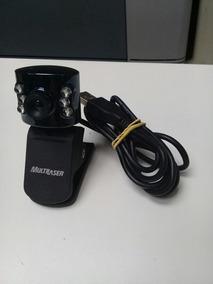 Webcam Multilaser **100 %funcionando**