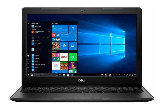 Laptop Dell 3593 3000 Series Ci7-1065g7 16gb Ssd 512 Gb