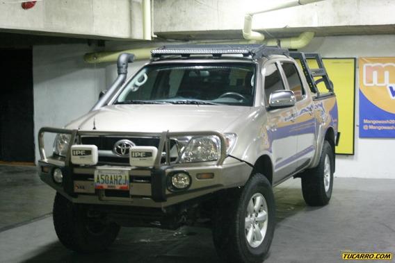 Toyota Hilux Kavak Doble Cabina