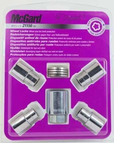 Jogo Porcas Mcgard Antifurto Rodas Mitsubishi L200 Triton