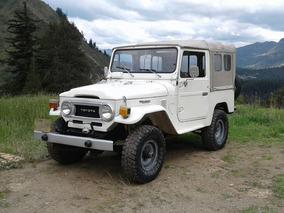 Vendo Espectacular Toyota Original Fj 40