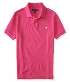 Camisa Aéropostale Original Com Etiqueta Tamanho G - Pink
