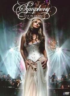 Sarah Brightman Symphony Live In Vienna Dvd + Cd Nuevo