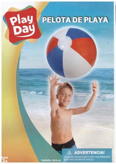 Pelota De Playa Para Niños Colores