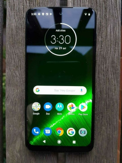 Motorola G7 Plus 64gb Negro 4ram Dual Sim Nuevo Original