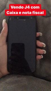 Samsung J4 16 G Semi Novo