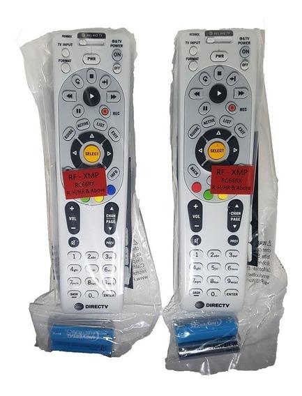 02 Control Remoto Directv Original Nuevo Con Baterias Grande