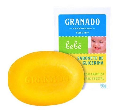 Sabonete Glicerinado Granado