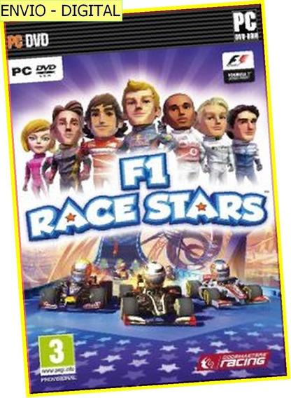 F1 Race Stars 2012