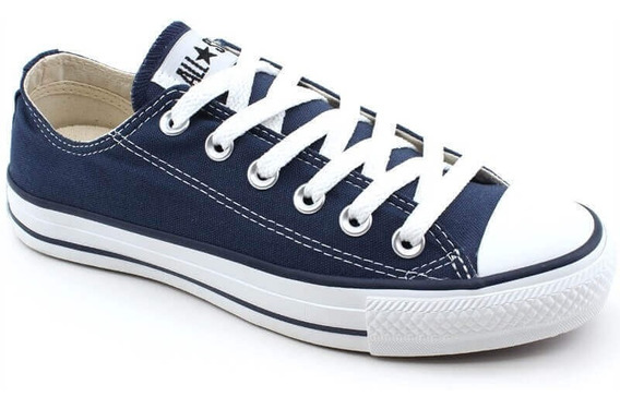 Tenis All Star Converse Cano Baixo Ct As Core Ct114 Original