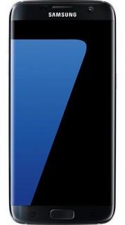 Celular Libre Samsung Galaxy S7 Edge 32gb Gold Negro Plata