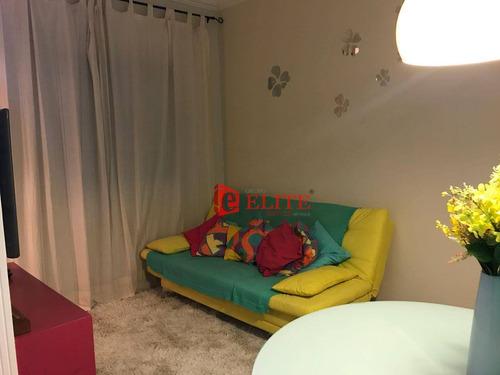 Apartamento Com 2 Dormitórios À Venda, 55 M² Por R$ 165.000,00 - Jardim Califórnia - Jacareí/sp - Ap3478