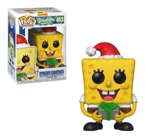 Funko Pop! Bob Esponja - Spongebob Squarepants 453 Original