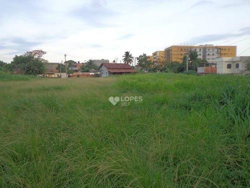 Imagem 1 de 3 de Grande Área Totalmente Plana Com 5.121m², Pronta Para Construir, À Venda,  Por Apenas R$ 750.000,00 - Santa Luzia - São Gonçalo/rj - Te3702