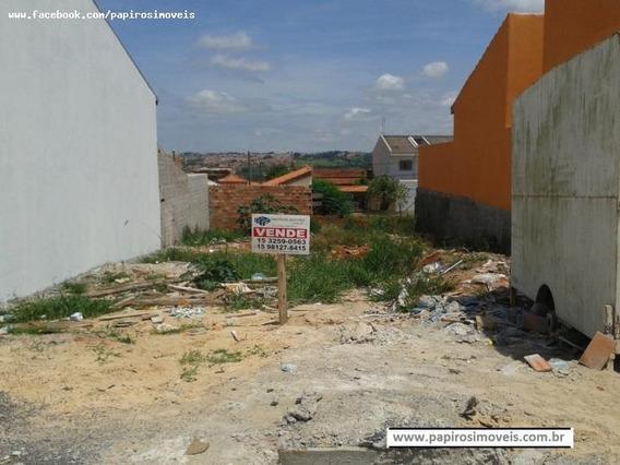Terreno Para Venda Em Tatuí, Jardim Santa Rita - 160