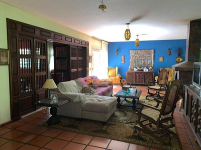 Casa Com 4 Dormitórios À Venda, 550 M² Por R$ 1.800.000 - Condomínio Iolanda - Taboão Da Serra/sp - Ca1581