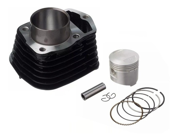 Kit Cilindro Do Motor Ml 125 Turuna 125 Xls 125 Ohc