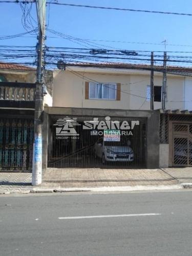 Imagem 1 de 12 de Venda Sobrado 2 Dormitórios Vila Augusta Guarulhos R$ 690.000,00 - 27310v