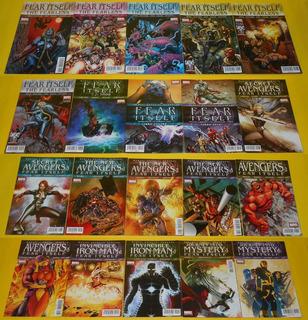 Ccc21 Marvel Comics Mexico Fear It Self Hulk Thor Iron Man