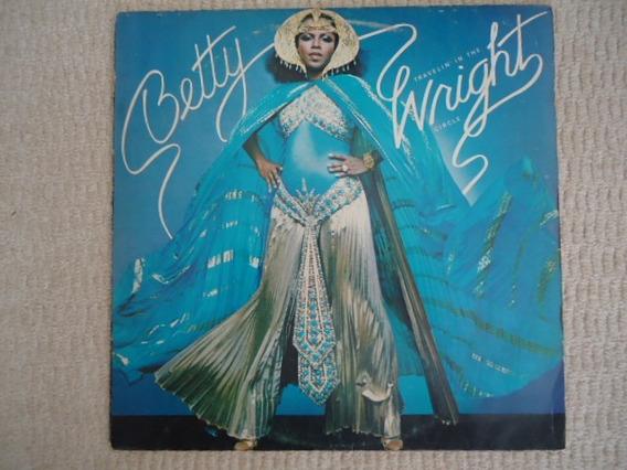 Lp Vinil - Betty Wright - Travelin