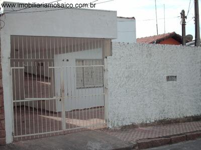 Casa No Centro Da Cidade, Térrea, 02 Vagas. - 93963 - 4491952