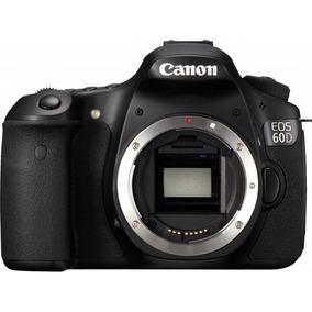 Canon 60d Usada + Lente Canon 85mm 1.8
