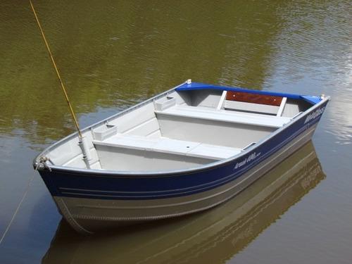 Imagem 1 de 4 de Barco De Aluminio 4m - Aruak400
