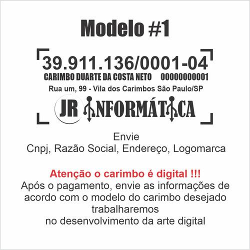 Carimbo Digital Para Pdf Word Contratos E Documentos