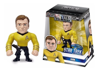 Star Trek- Capitan Kirk- Metals Die Cast