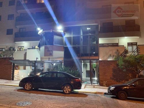 Imagem 1 de 12 de Apartamento Com 4 Dormitórios À Venda, 175 M² Por R$ 1.500.000,00 - Jardim Anália Franco - São Paulo/sp - Ap2274