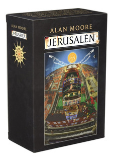 Jerusalén (estuche Novela) | Alan Moore